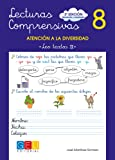 Lecturas comprensivas 8 - Leo Textos II
