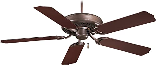 Minka-Aire F571-ORB Sundance 52 Inch Outdoor Pull Chain Ceiling Fan
