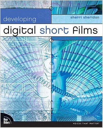 Inspired 3d Short Film Production Pdf