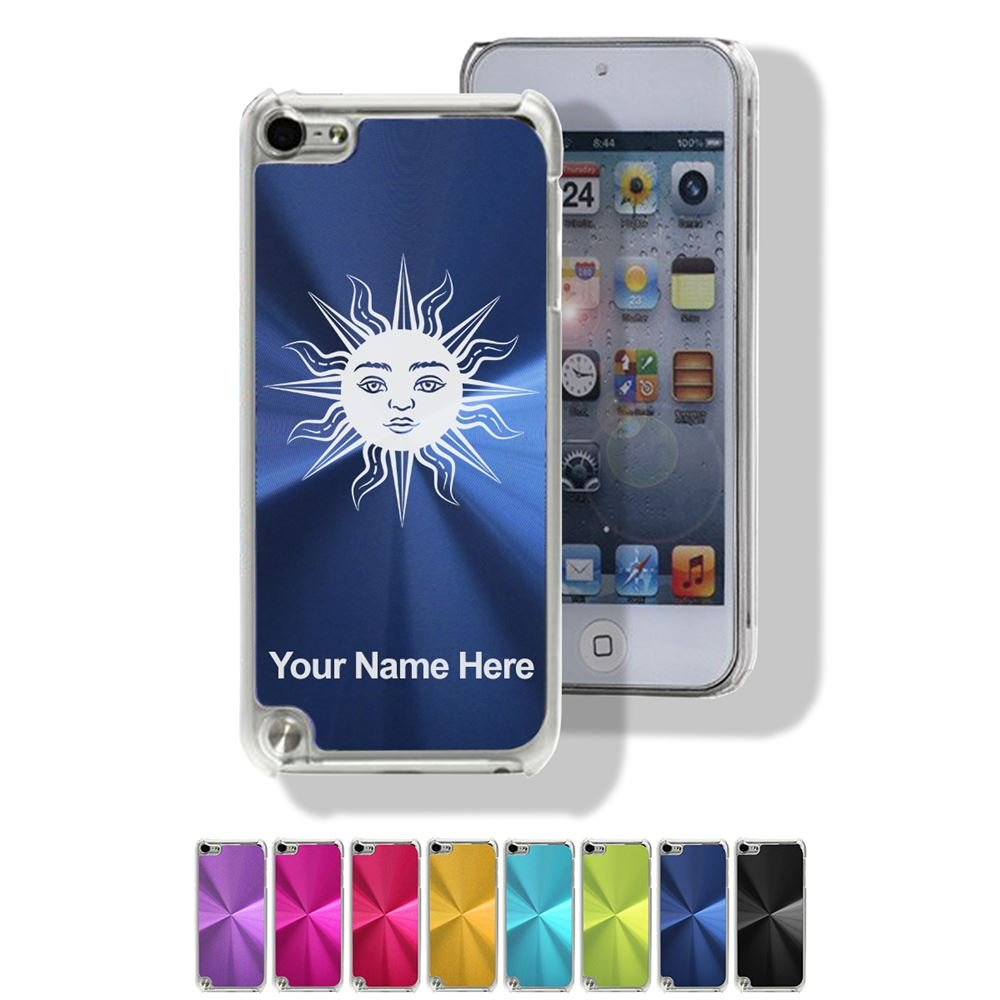 Case for iPod Touch 5th/6th Gen - Sun - Personalized Engraving Included
