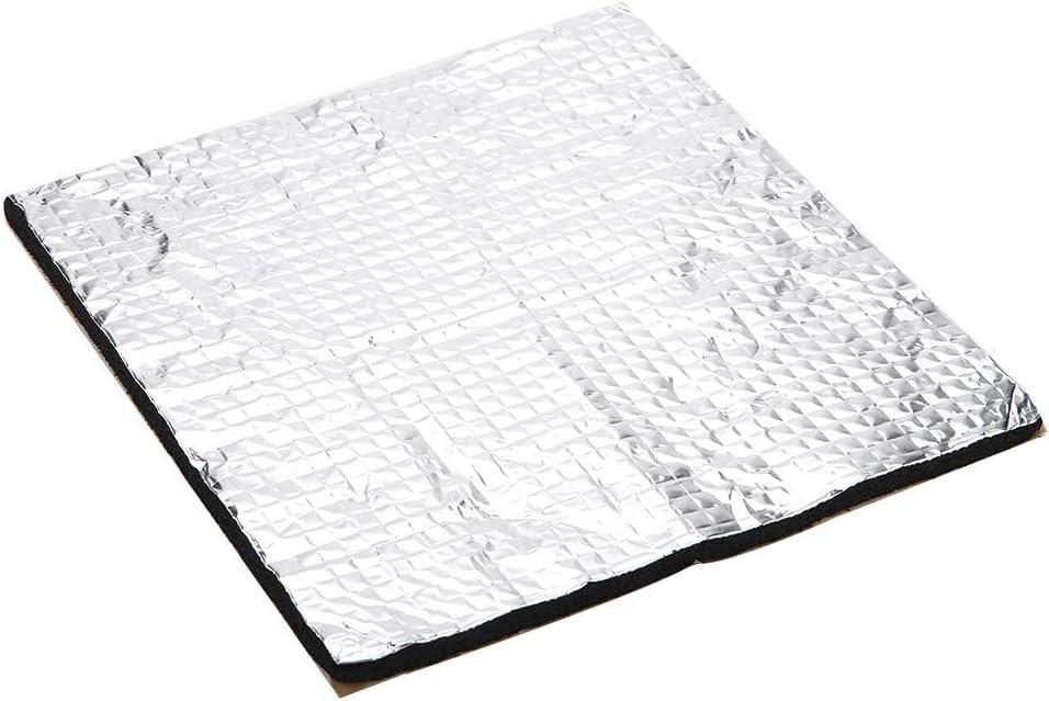 300 * 300 mm Impresora 3D Cama calentada Size : 300 * 300MM Estera de Aislamiento de Calor de Superficie de Cama Caliente autoadhesiva de impresi/ón 3D