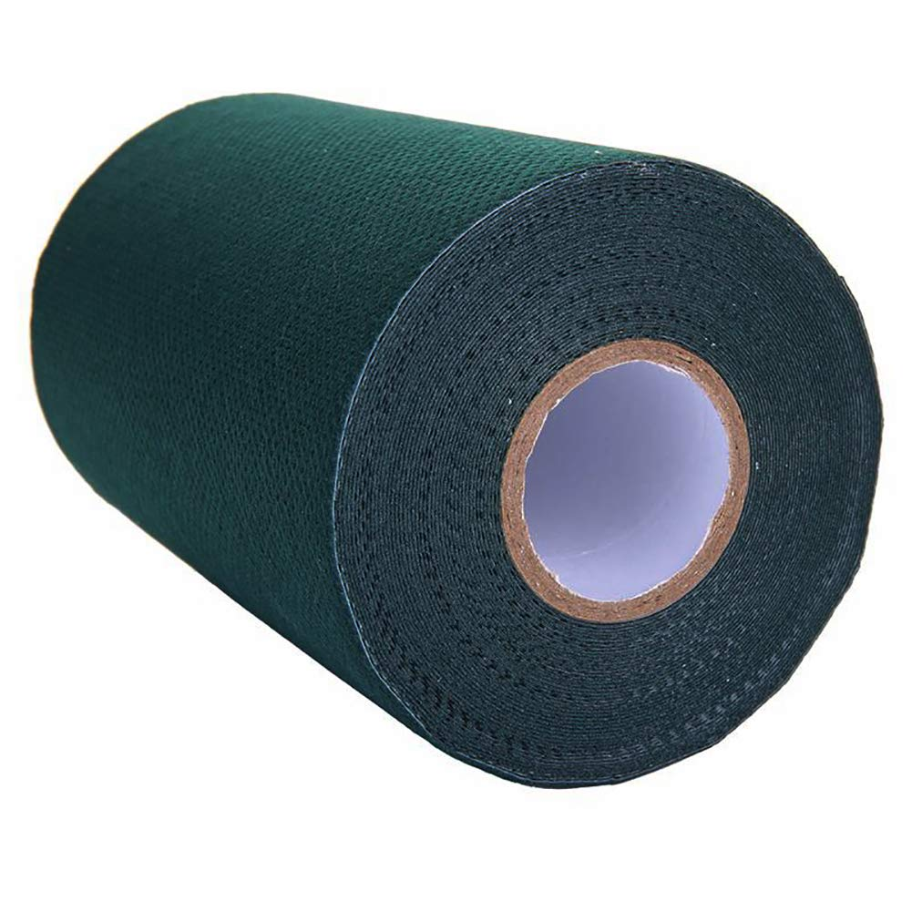 Artificial Grass Jointing Tape Fake Grass Self Adhesive Lawn Tape Seaming Tape for Connecting 2 Pieces Turf Carpet 15cm x 10m The Fellie