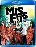 Misfits: Series 4 [Blu-ray]