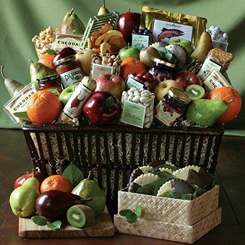 Oregon's Cascade Fruit Basket - The Fruit Company by The Fruit Company