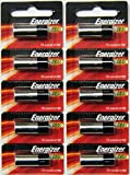 2 x 5 Energizer A23 21/23 23A MN21 GP23 12v Alkaline Garage Door Opener 10 Batteries