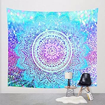 JCDZH-FT La India viento tapices tapices pintados a mano, manteles de elefante cuelgue tela, pequeño: Amazon.es: Hogar
