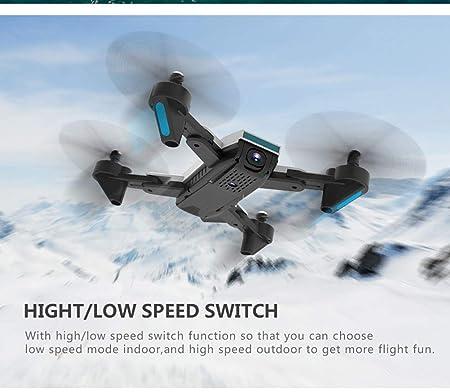 LHJCN Drones para Niños con Camara 1080P Oferta GPS Sigueme 8 Años ...