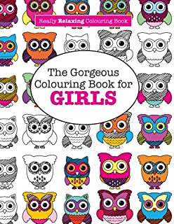 Amazon.com: Coloring Book for Teens or Adults: Stress Relief ...
