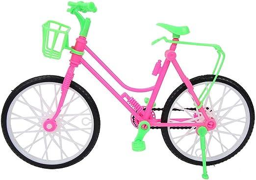 probeninmappx Niñas de Bicicletas en Miniatura con la Cesta de ...