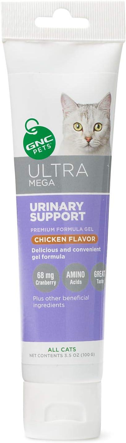 GNC Pets Ultra Mega Supplement for Cats, 45 Count