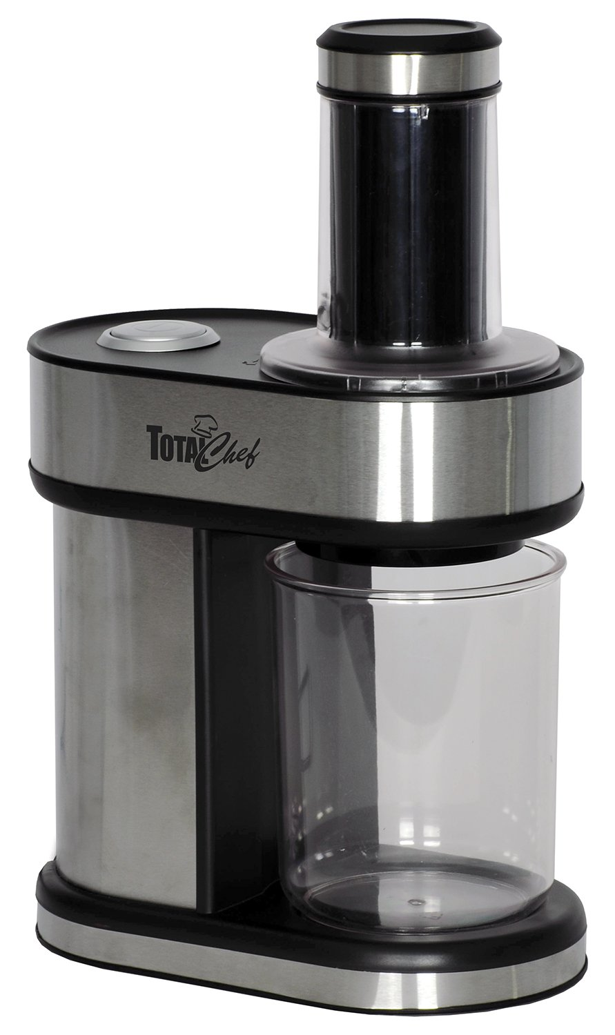 Total Chef TCES03 Electric Spiralizer, Black