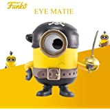 Mainstayae POP Movie Minions Action Figure Vinyl Model Collection - Eye Matie
