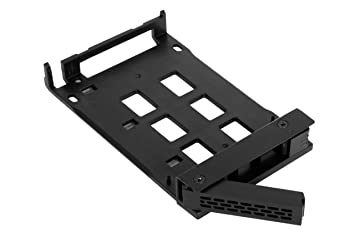 Icy Dock ExpressTray Panel embellecedor Frontal Negro - Drive Bay Panel (Panel embellecedor Frontal,