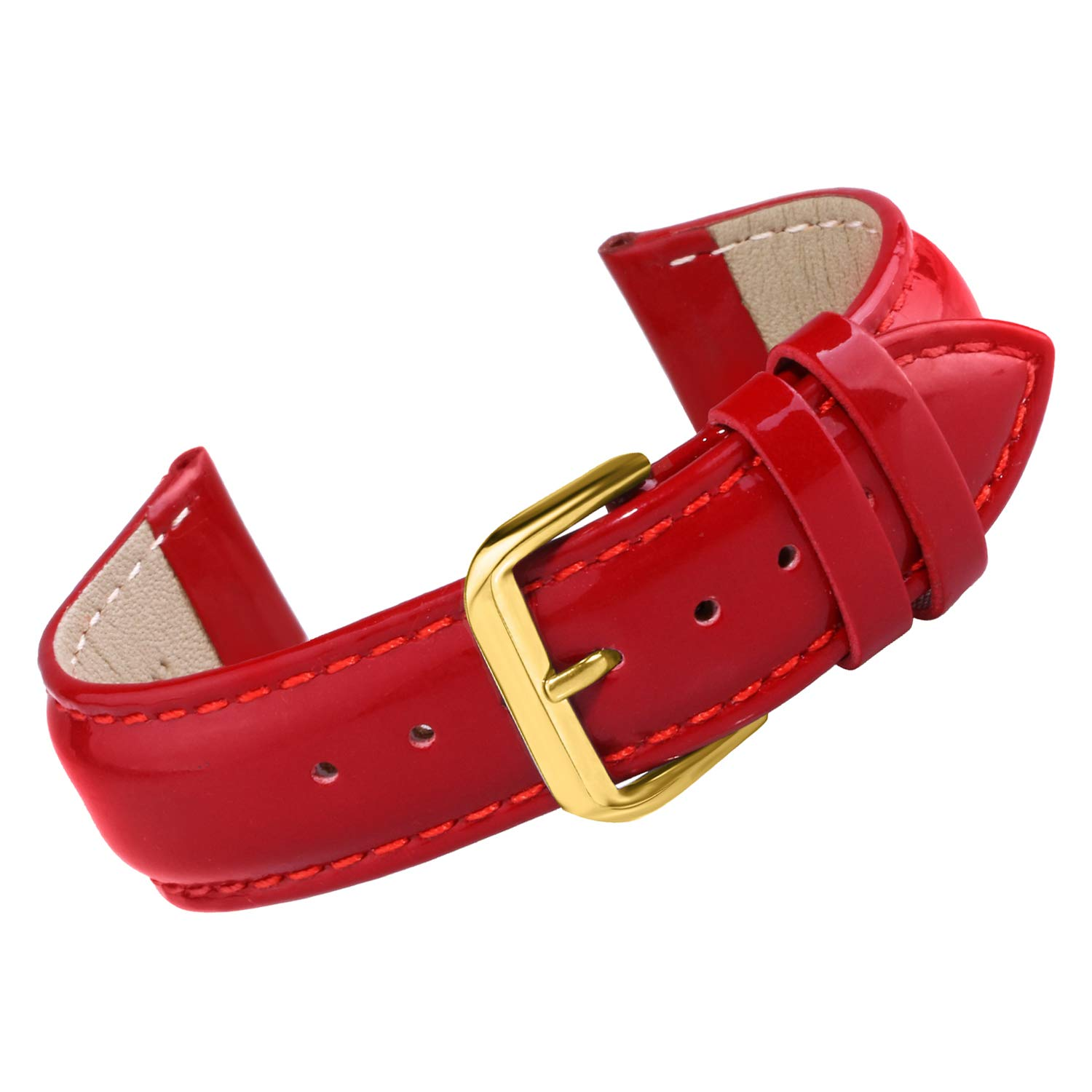 Watch Leather Band 18mm Watch Strap Genuine Leather Premium Deluxe Good by autulet