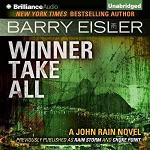 Winner Take All Audiobook