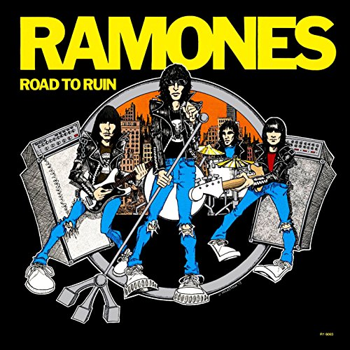 - Road To Ruin (40th Anniversary Deluxe Edition)(3CD/1LP)