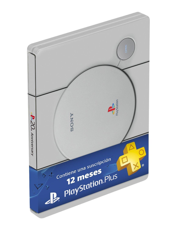 Sony - PlayStation Plus 365 Días, Steelbook Edition (PS4 ...