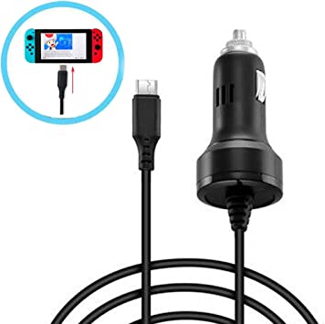 Walway - Cable de Carga USB Tipo C para Nintendo Switch, 5 V/2,4 A: Amazon.es: Electrónica