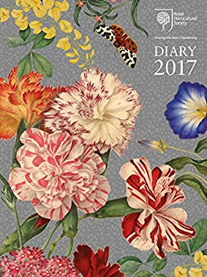 Royal Horticultural Society Desk Diary 2017: Sharing the best in Gardening