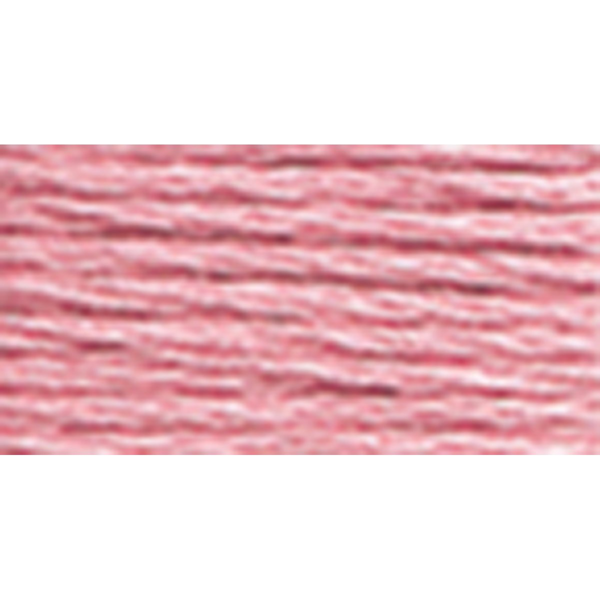 DMC 117-3354 Mouline Stranded Cotton Six Strand Embroidery Floss Thread, Light Dusty Rose, 8.7-Yard Notions - In Network