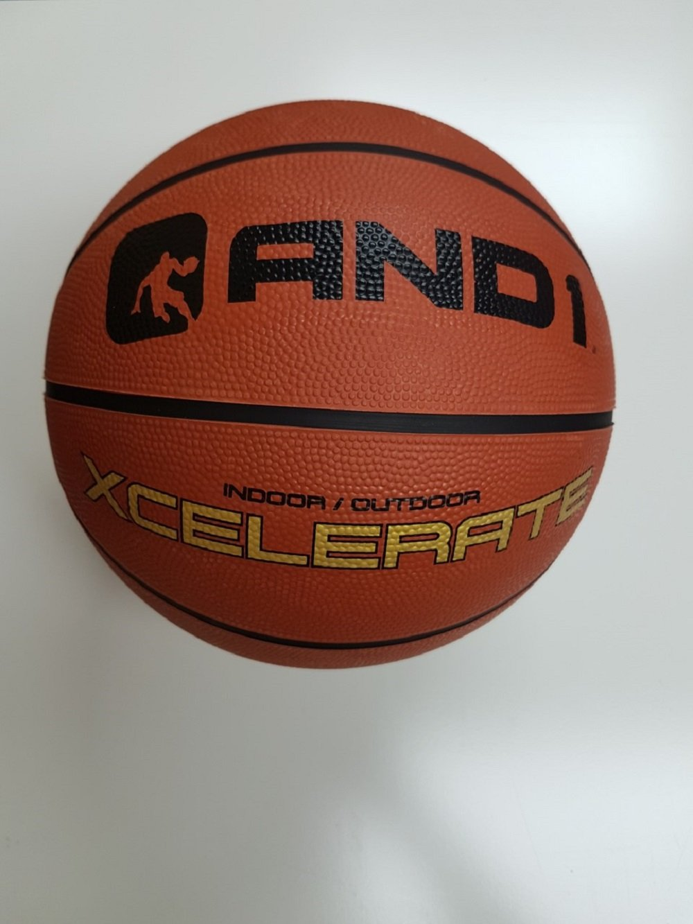 AND1 xecelerate - de Baloncesto de Goma Bola de Calle 29,5, Full ...