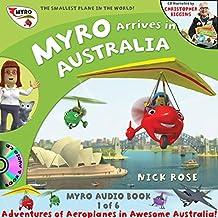 Myro Arrives in Australia: Myro, the Smallest Plane in the World - Myro Goes to Australia