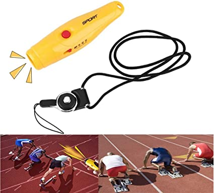 Sport Camping Game Whistle High Decibel Electronic Referee Survival Whistle
