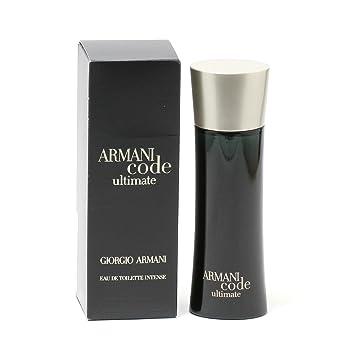 67af352b6c1 Amazon.com   GIORGIO ARMANI Armani Code Ultimate giorgio Armani Edt Spray  Intense 2.5 Oz (m) 2.5 Oz Edt Spray 2.5 OZ   Beauty