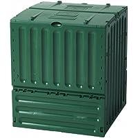 Compostador 400lt verde h/l/a 83x70x70