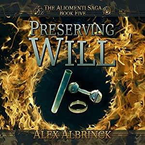 Preserving Will Audiobook