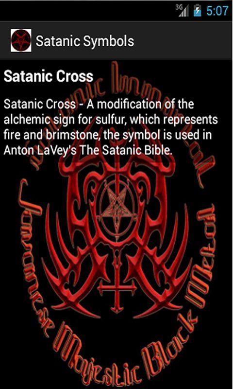 Amazon Satanic Symbols Appstore For Android