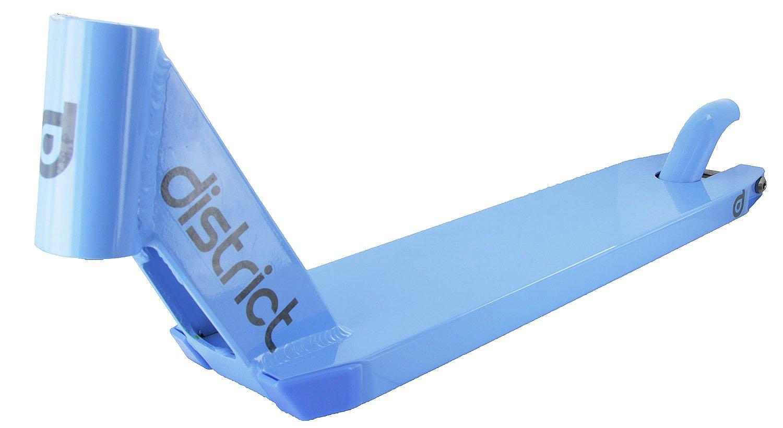 District DK-1 V3 Pro - Soporte para patinete Sea Blue ...