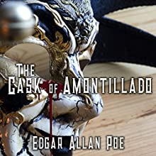The Cask of Amontillado Audiobook by Edgar Allan Poe Narrated by Kevin Theis