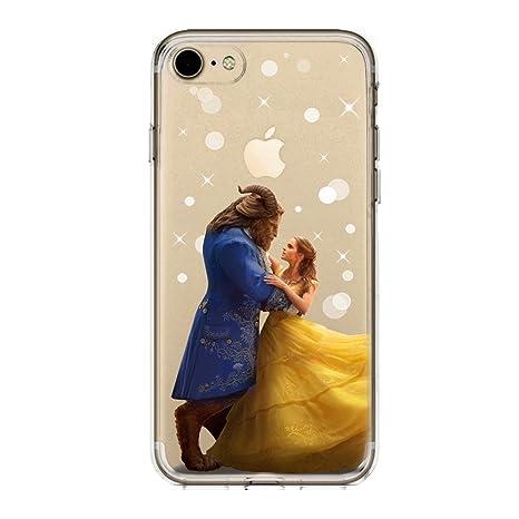 coque disney iphone 7 la belle et la bete