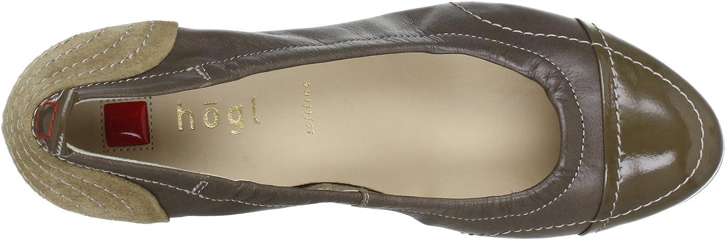 Högl shoe fashion GmbH 5-105711-60140, Scarpe col Tacco Donna Multicolore Mehrfarbig Grey Cashmere 6014 2Q4K3z