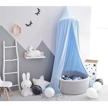 Baby Schlafzimmer | Tyhbelle Baby Baldachin Betthimmel Kinder Babys Bett Baumwolle