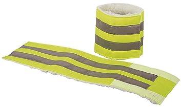 Banda 45 cm de largo, 12 cm de alto, extra ancho 1 par con forro polar