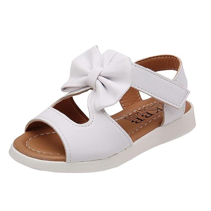 Sandalias niña verano ❤️Xinantime ♡Zapatos Bebe♡ 2018 Sandalias Niñas Verano Princesa Zapatos de. Pasa ...