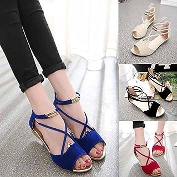 Amazon.com: 2017 Brand New Womens Fashion Sandals Fish ...