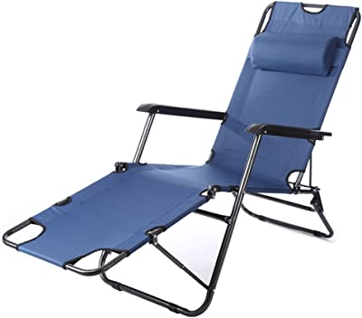 Superieur Emma Home AI Folding Lounge Chair Folding Bed Folding Chair Single Bed  Lunch Break Office Camp