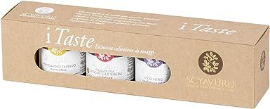 Estuche de Cremas Surtidas | Pistacho | Almendra | Naranja | 3x100g: Amazon.es: Alimentación y bebidas