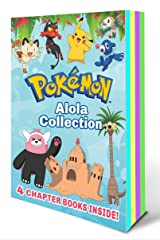 Alola Chapter Book Collection (Pokémon) Paperback