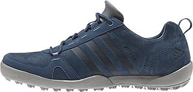 newest e1a50 dd348 adidas M18546 Men s Rich Blue Grey Daroga Two 11 Leather Shoes, 9.5  UK