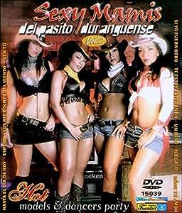 Sexy Mamis del Pasito Duranguense, Vol. 2