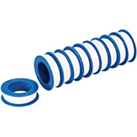 Silverline 250475 Cinta PTFE para Sellar Roscas, Color