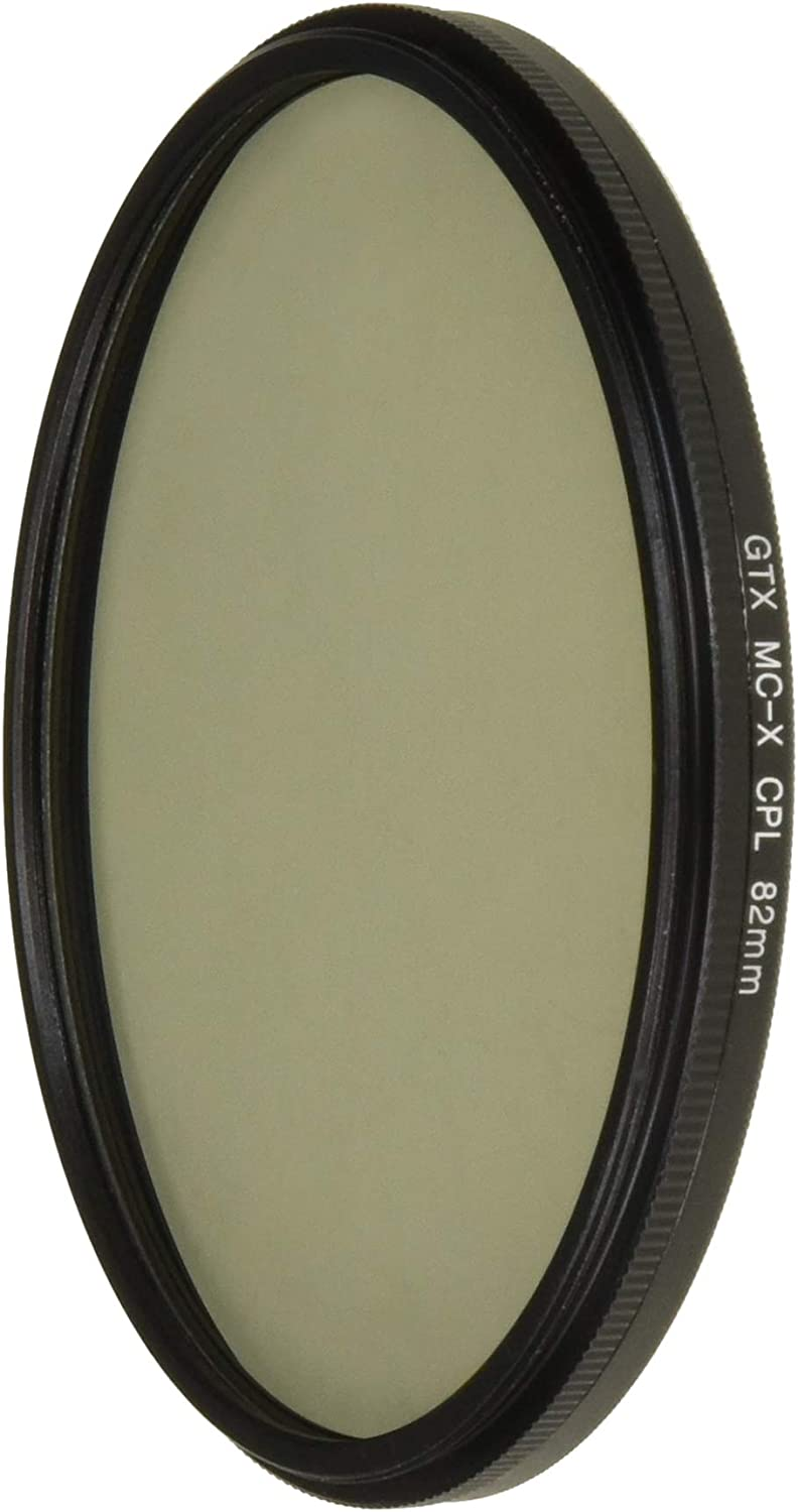 GTX FILTERS GF-X//CPL49 X Series CPL 49mm Polarizing Filter Black