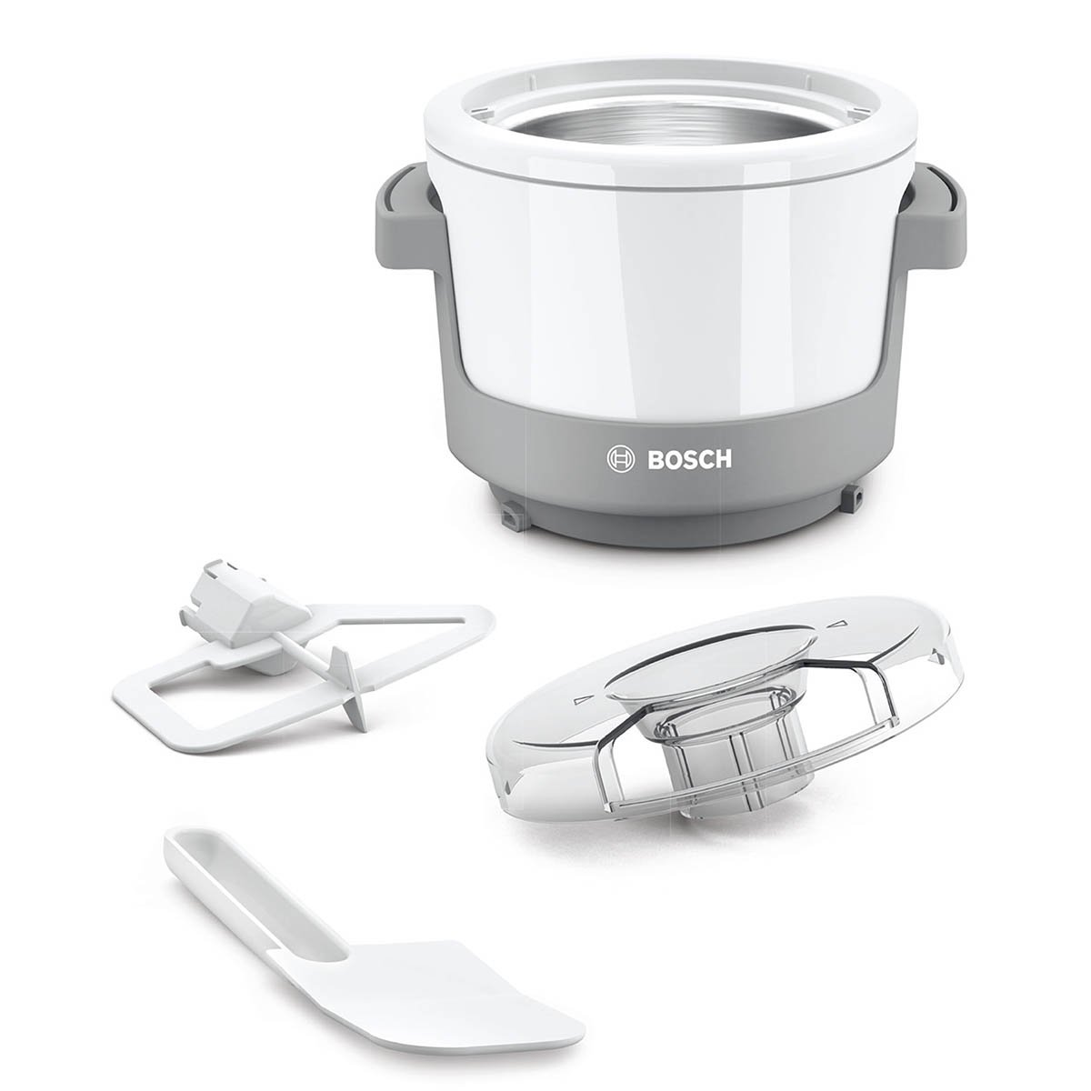 Bosch MUZXEB1 Lifestyle Set Froze Ndreams with Ice Maker and Splash Guard Lid Opening White