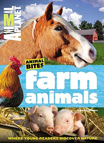 Animal Planet Farm Animals (Animal Bites Series)