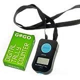 GOGO Digital Counter, Electronic Tally Counter, Hand Digital Counter Clicker