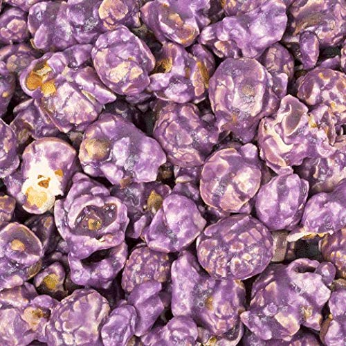 Premium Purple Candy Buffet - (15+ Pounds) Includes Hershey's Kisses, M&M's, Candy Coated Popcorn, Jelly Belly Jelly Beans & More - Feeds approx 24-36 people by WH Candy (Image #3)